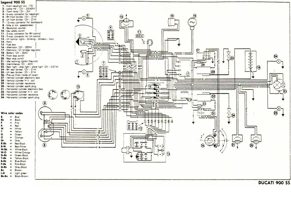 ducati ac wiring diagrams st wiring diagram ducati wiring