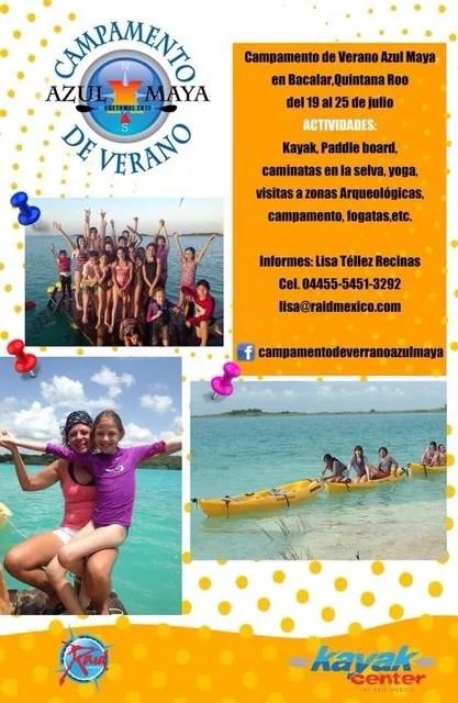 Agua Azul Summer Camp