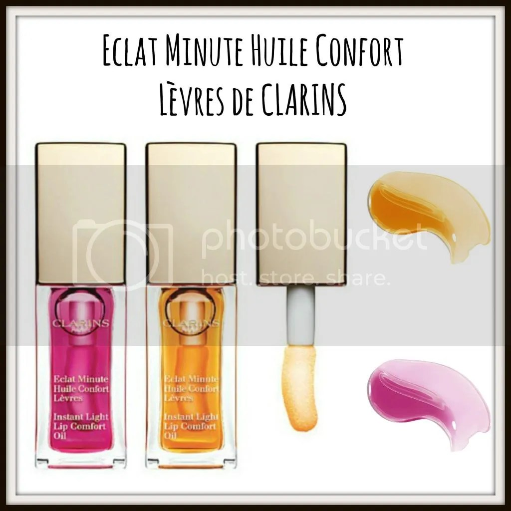 Eclat Minute Huile Confort Lèvres Clarins photo EclatMinuteHuileConfortLegravevresClarins_zpsbf290814-1.jpg