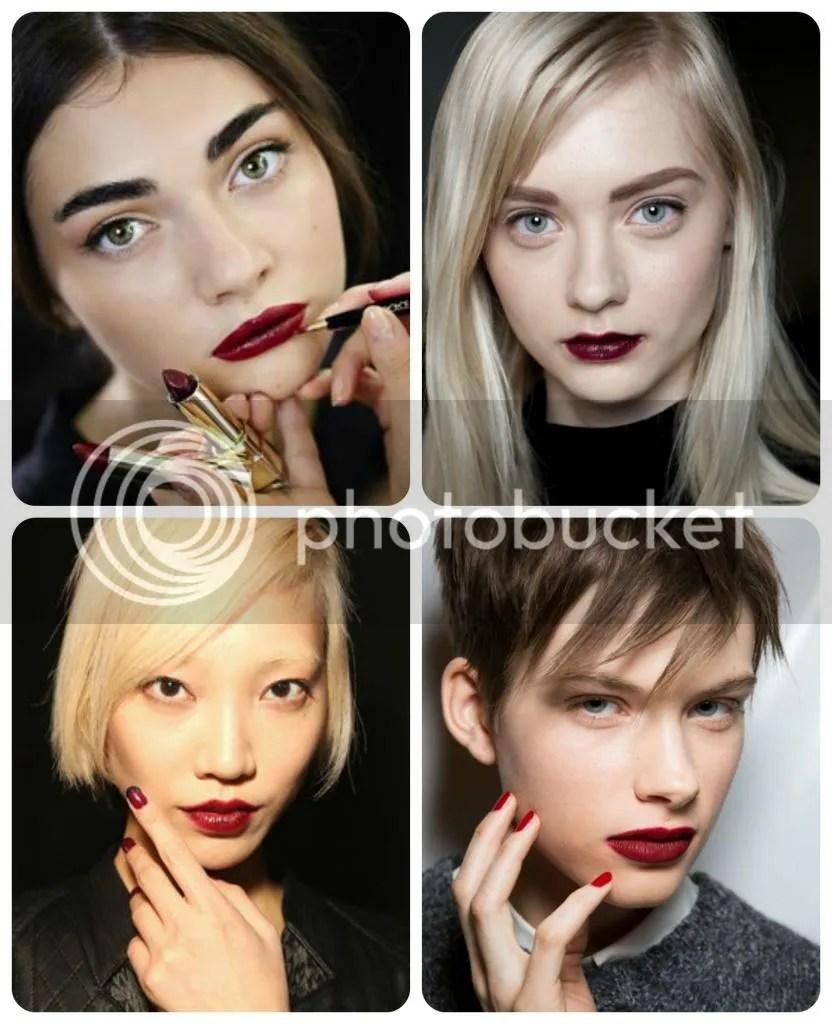 Tendencias en maquillaje – Otoño/Invierno 2014-15