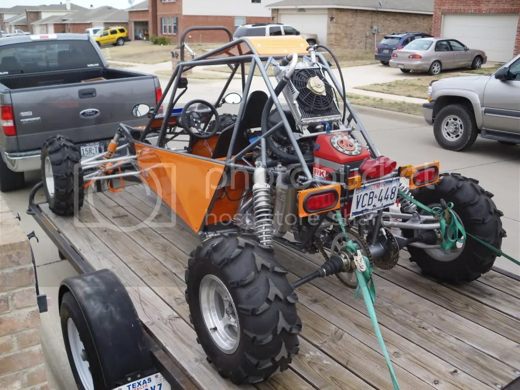Long Travel Buggy Plans