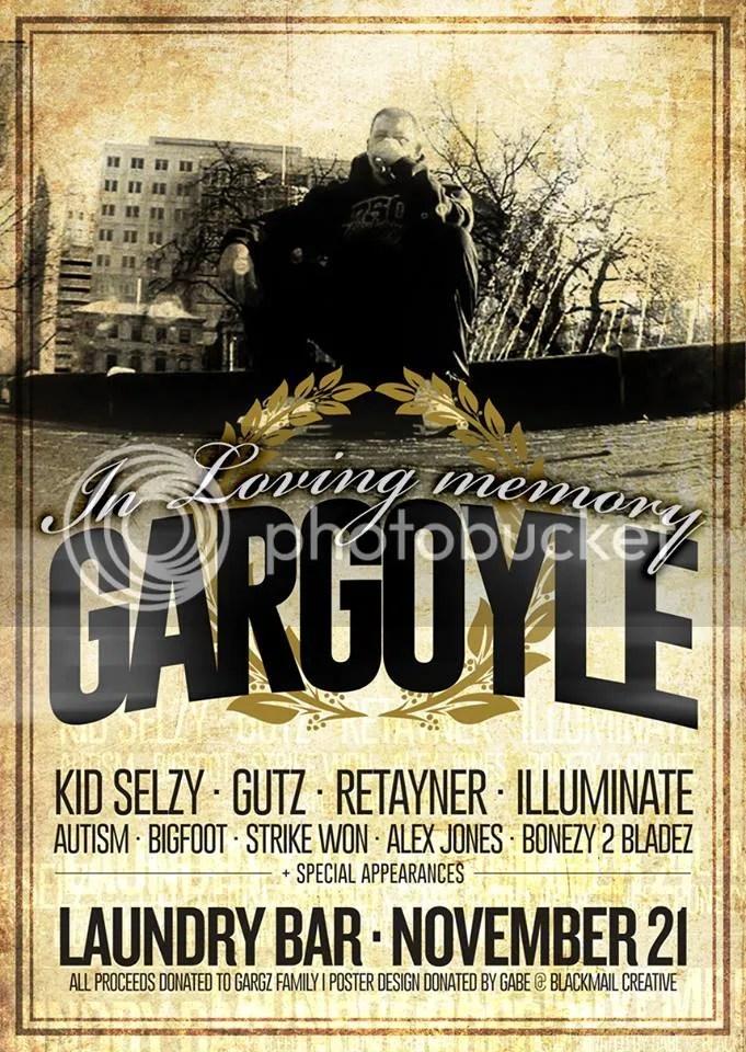Gargoyle RIP