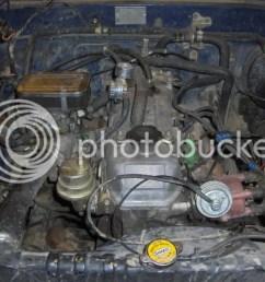 84 22r carburetor wiring diagram [ 1024 x 768 Pixel ]