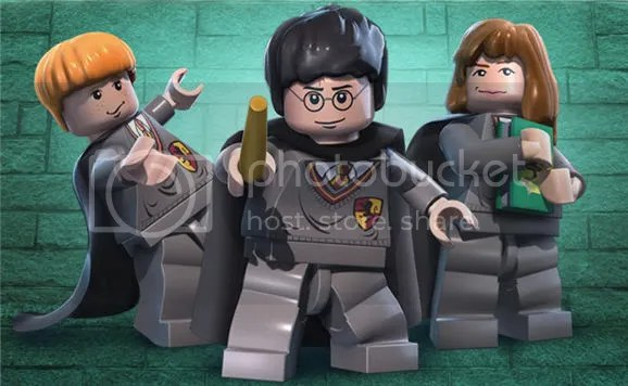 Resultado de imagen de harry potter lego video game