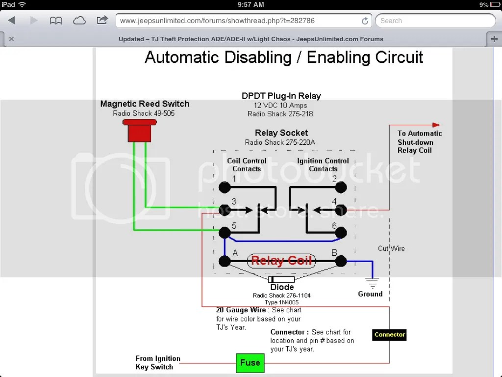 dpdt relay wiring diagram xlr to jack get free image about