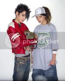 Bill Kaulitz Tokio Hotel Sus 2001 - 2010