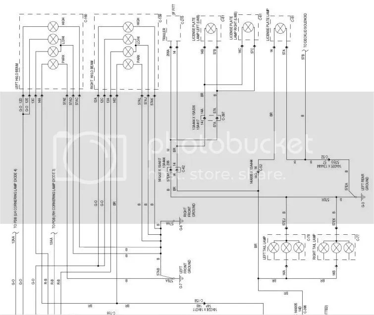 Ford sierra xr6 wiring diagram