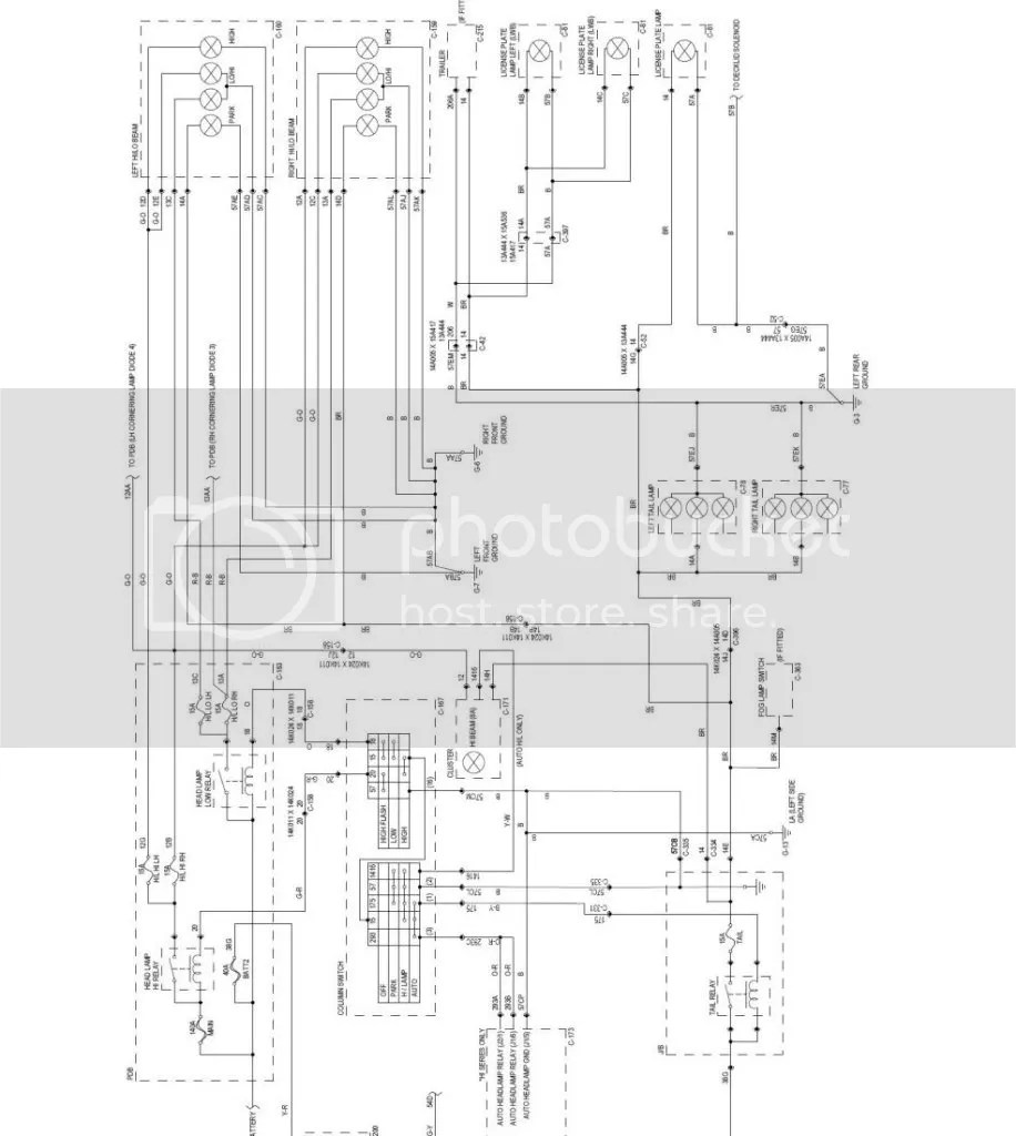 ba xr6 icc wiring diagram parts of a light bulb ford territory schematic best library english tense table free download exteriorlightingba1