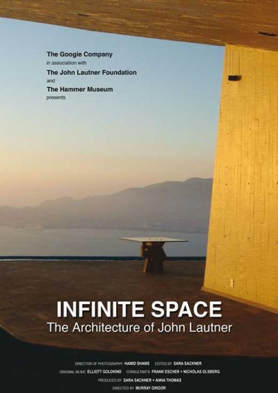Infinite Space The Architecture of John Lautner 2008 DOCU DVDRIP X264-WATCHABLE