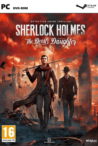 Sherlock Holmes The Devils Daughter-CPY