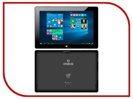 Планшет Irbis TW74 (Intel Atom Z3735F 1.33 GHz/2048Mb/32Gb/Wi-Fi/Bluetooth/Cam/10.1/1280x800/Windows 10)