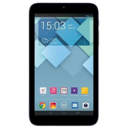Планшет Alcatel i216X Pixi 7 1.2ГГц/512Мб/4Гб/7&quot 960*540/WIFI/Bluetotth/GPS/3G/Android 4.4, Bluish Black