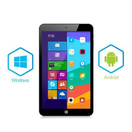 Vido W8C Intel Z3735F Quad Core 1.3GHz 8 Inch IPS Dual Boot Tablet