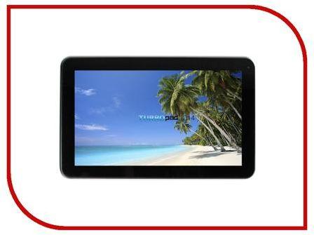 Планшет TurboPad 1014 (ARM Cortex A7 1.2 GHz/1024Mb/8Gb/Wi-Fi/3G/Bluetooth/GPS/10.1/1024x600/Android)