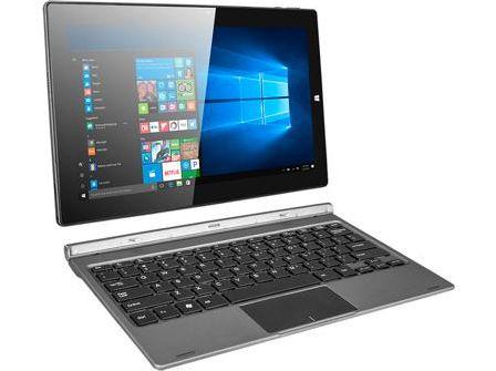 Планшет Prestigio Visconte S (PMP1020CESR) 11.6' Win Intel Atom x5-Z8300/2Gb/32Gb/IPS 1920x1080/2MP+5MP/Win 10 H/BT/Wi-Fi/USB 2.0 type C/USB 2.0 (on t
