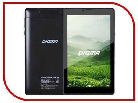 Планшет Digma Optima 7008 3G TT7053MG (MTK8312CW 1.2 GHz/512Mb/4Gb/Wi-Fi/3G/Bluetooth/Cam/7.0/1024x600/Android)