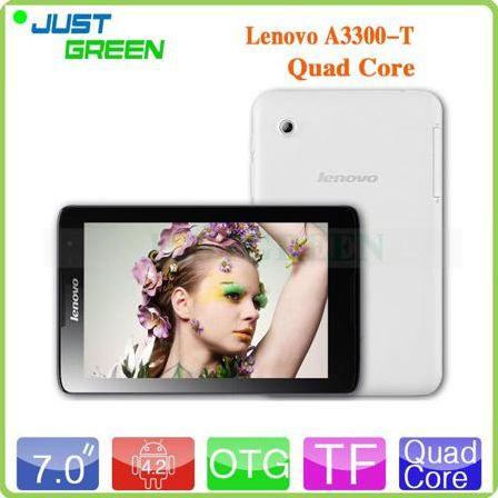Планшетный ПК Lenovo a3300/t 7/3g Android 1 16 2 OTG GPS