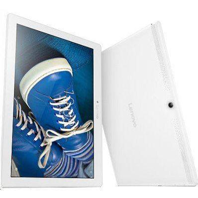 Планшетный ПК Lenovo TAB2 A10-30 (16GB) жемчужно-белый LTE (ZA0D0053RU)