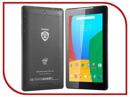 Планшет Prestigio MultiPad WIZE PMT3787 3G Dark Grey (Intel Atom x3-C3230RK 1.1 GHz/1024Mb/16Gb/3G/Wi-Fi/Cam/7.0/1280x800/Android)