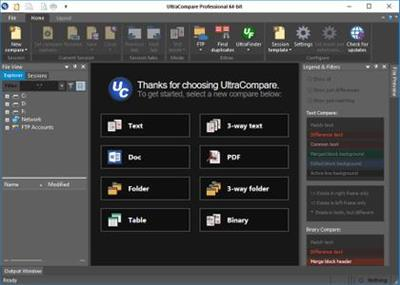 IDM UltraCompare Professional 17.00.0.18 (x86/x64)