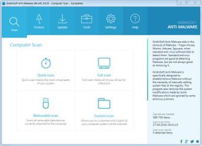 GridinSoft Anti-Malware 3.0.85 Multilingual