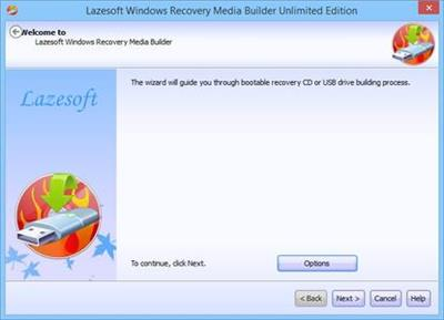 Lazesoft Windows Recovery 4.2.3.1 Unlimited Edition