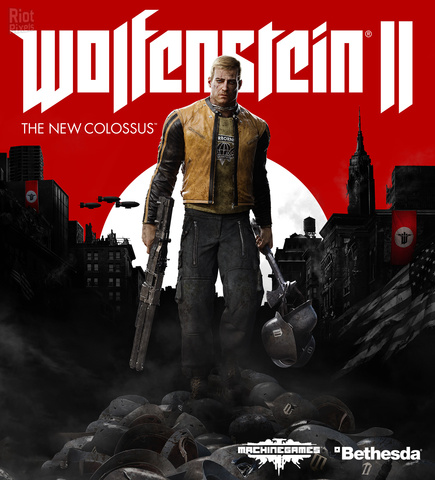 Wolfenstein II: The New Colossus + Update 6 + 4 DLCs (2018) PC Game Full Download Repack For Free [44.2 GB] , Highly Compressed PC Game Download For Free , Available in Multi Mirrors and Torrent.