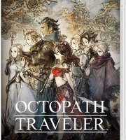 Octopath Traveler Switch NSP XCI