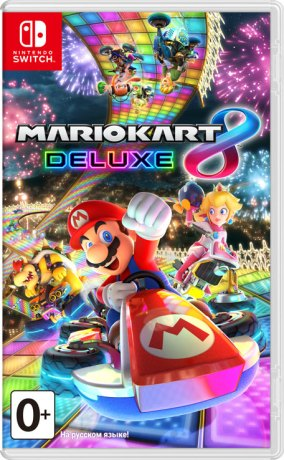 Mario Kart 8 Deluxe Switch Xci Nsp Switch Xci Com