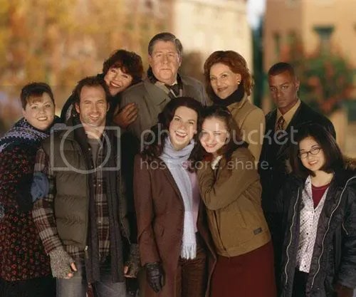 gilmore_girls_cast.jpg Gilmore Girls image by mergan_01