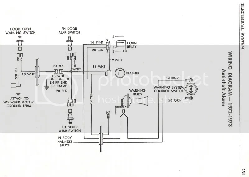 73 Corvette Points Ignition Wiring Diagram, 73, Free