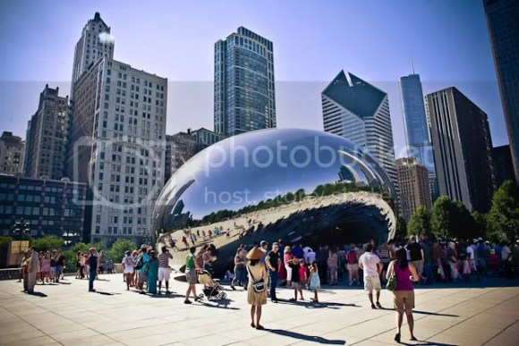 "Chicago's Famous ""Bean"""