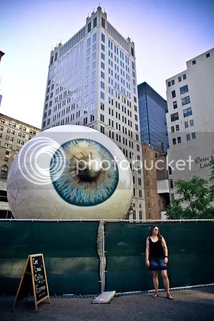 A Random Eye