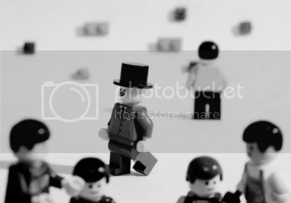 Lego Street Photography