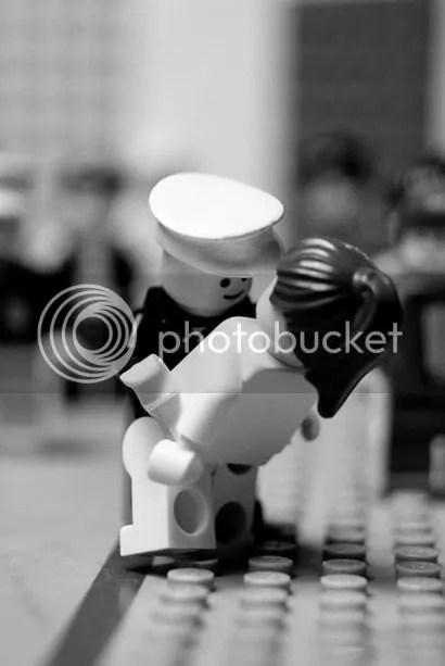 Lego Street Photography