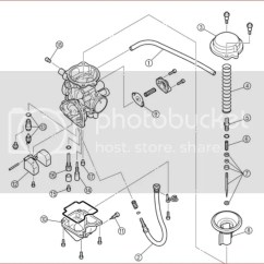 Yamaha Grizzly 600 Carburetor Diagram Vw T5 Wiring 2009 03 660 Carb Free Engine Image