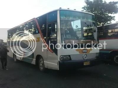 Akas Surabaya-Probolinggo ATB