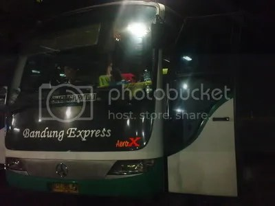 Bandung Express Aerox di Kabita