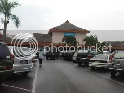 Pintu Utara Stasiun Bandung