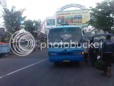 Puspa Indah Stasiun Jombang