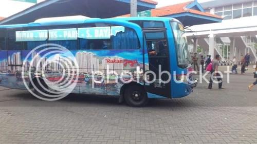Patas Rukun Jaya Surabaya-Blitar