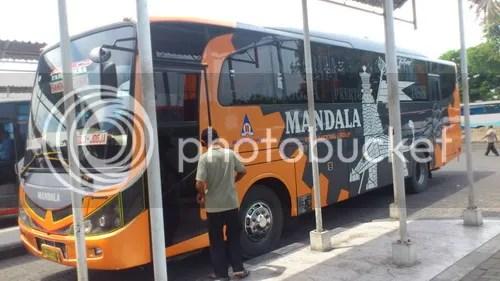 Mandala (Handoyo Group) Surabaya-Bandung