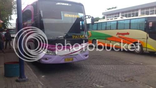 Nusantara Patas Surabaya-Semarang