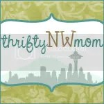 Thrifty NW button