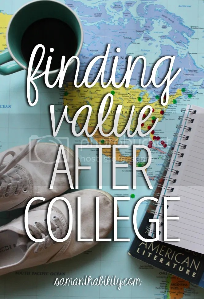 finding value after college with Teach for America