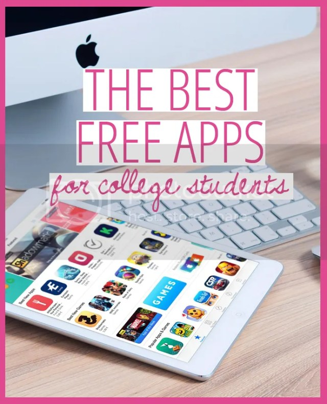 The best free apps for college students