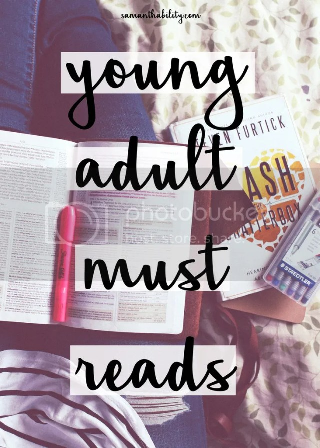 Young adult must reads