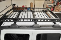 Rola roof rack - light cage mod
