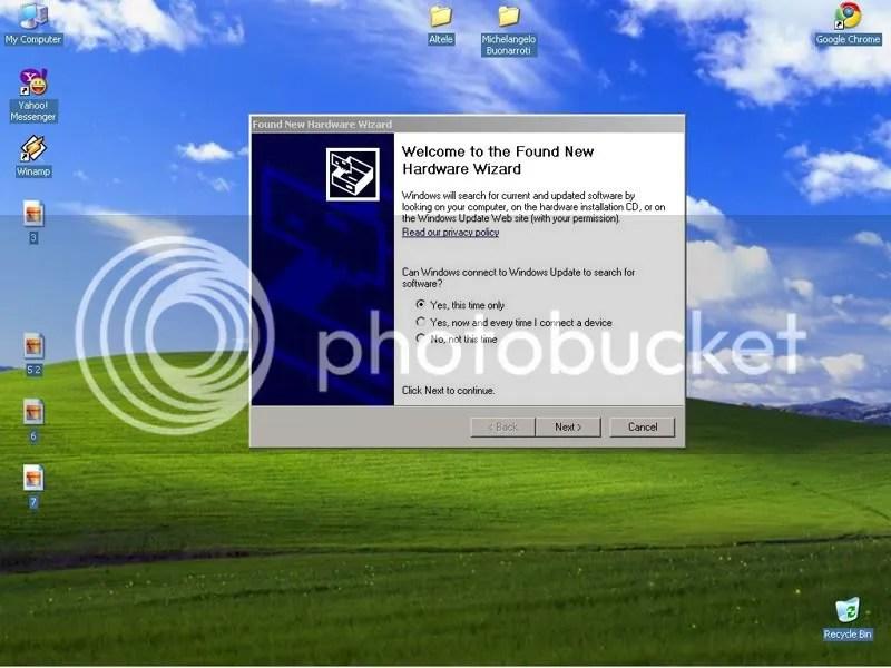 Cum se instaleaza Webcam-ul pe pc? (6/6)