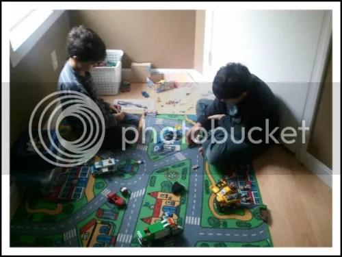 2012-10 boys Legos carpet